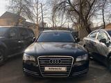 Audi A8 2011 года за 7 800 000 тг. в Шымкент – фото 5