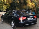 Audi A8 2011 года за 7 800 000 тг. в Шымкент