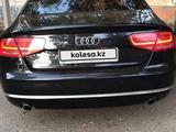 Audi A8 2011 года за 7 800 000 тг. в Шымкент – фото 2