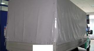 ТЕНТ (без платформы) газель нового образца (Цвет серый 3 метра… за 70 000 тг. в Алматы