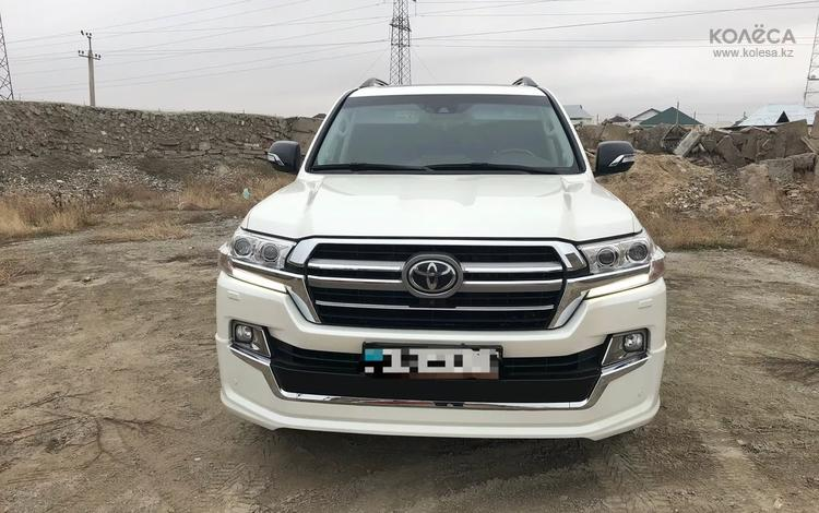 Toyota Land Cruiser 2016 года за 24 900 000 тг. в Алматы