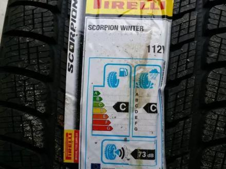 275-40-21 перед и зад 315-35-21 Pirelli Scorpion Winter (RUN FLAT) за 172 500 тг. в Алматы – фото 4