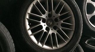 Диски с резиной BMW E39 215/55/16 за 150 000 тг. в Павлодар