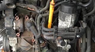 Двигатель фольцваген кадди кэдди 1.9 турбо дизель за 450 000 тг. в Алматы