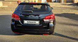 Chevrolet Cruze 2014 года за 4 500 000 тг. в Алматы – фото 4