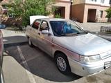 ВАЗ (Lada) 2110 (седан) 2006 года за 1 400 000 тг. в Семей – фото 5