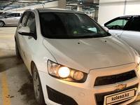 Chevrolet Aveo 2014 года за 3 300 000 тг. в Нур-Султан (Астана)