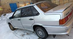 ВАЗ (Lada) 2115 (седан) 2004 года за 550 000 тг. в Караганда – фото 4