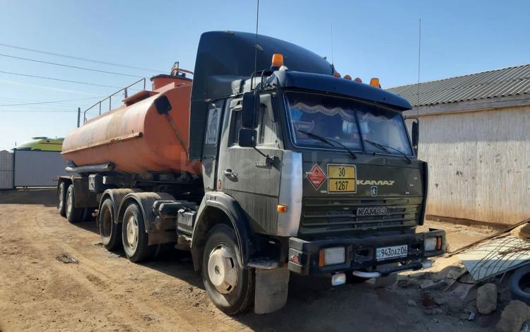 КамАЗ  5520 2000 года за 6 500 000 тг. в Атырау