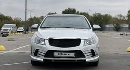 Chevrolet Cruze 2014 года за 5 700 000 тг. в Алматы – фото 2