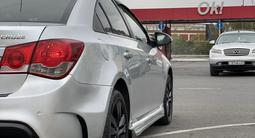 Chevrolet Cruze 2014 года за 5 700 000 тг. в Алматы – фото 4