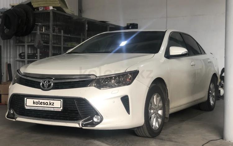 Toyota Camry 2017 года за 10 000 000 тг. в Усть-Каменогорск