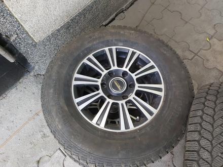 Комплект дисков с резиной 245/70/16 за 150 000 тг. в Алматы