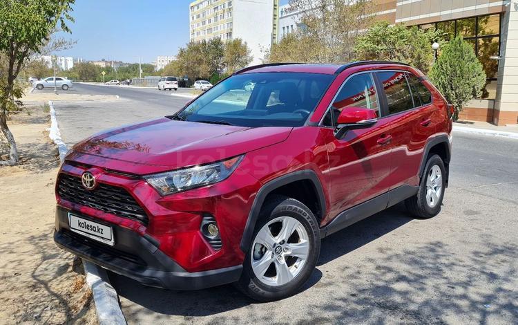 Toyota RAV 4 2019 года за 13 950 000 тг. в Актау