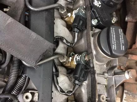 Мерседес е210 двигатель 611 2.2Cdi с Европы в Караганда – фото 6