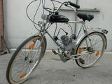 Веломотор A 80. Велосипед… 2021 года за 80 000 тг. в Алматы – фото 2