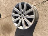 Оригинальные диски на Range Rover за 250 000 тг. в Кызылорда – фото 2