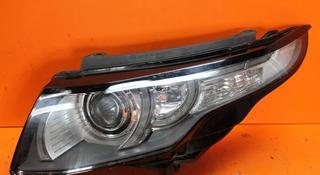Range Rover Evoque с 11-15 Фара левая за 120 000 тг. в Алматы