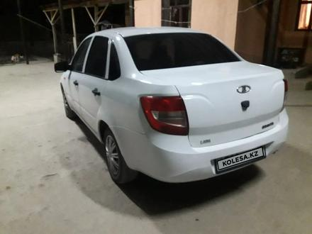 ВАЗ (Lada) 2190 (седан) 2013 года за 1 680 000 тг. в Шымкент – фото 3