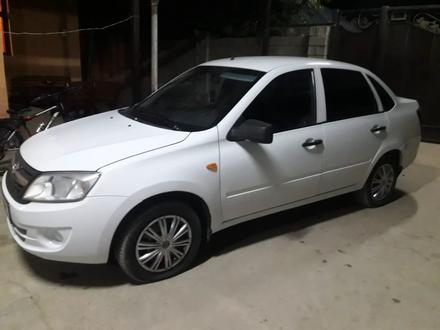 ВАЗ (Lada) 2190 (седан) 2013 года за 1 680 000 тг. в Шымкент – фото 4