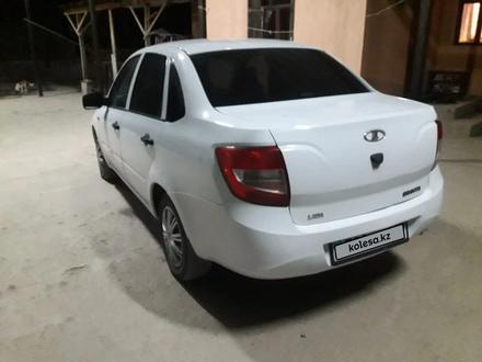 ВАЗ (Lada) 2190 (седан) 2013 года за 1 680 000 тг. в Шымкент – фото 6
