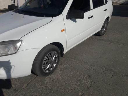 ВАЗ (Lada) 2190 (седан) 2013 года за 1 680 000 тг. в Шымкент – фото 9