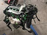 Двигатель Kia Spectra 1.6 s5d бензин за 406 000 тг. в Челябинск – фото 3