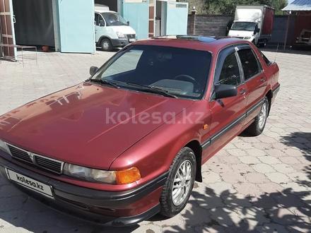 Mitsubishi Galant 1992 года за 1 600 000 тг. в Алматы – фото 3