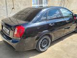 Chevrolet Lacetti 2012 года за 1 500 000 тг. в Актобе – фото 3
