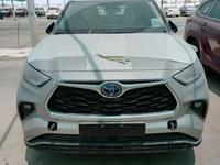 Toyota Highlander 2021 года за 25 500 000 тг. в Алматы
