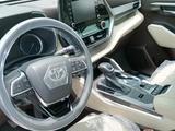 Toyota Highlander 2021 года за 25 500 000 тг. в Алматы – фото 4