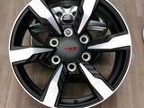 Диски Toyota Land Cruiser Prado за 155 000 тг. в Алматы