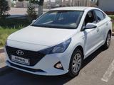 Hyundai Accent 2021 года за 7 200 000 тг. в Тараз
