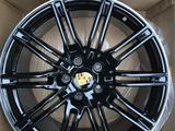 Новые диски на Porsche Cayenne R20-R21 Имеются шины лето-зима Датчики дав за 440 000 тг. в Алматы – фото 4