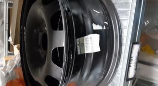 Диск стальной r16 Renault Duster за 12 500 тг. в Караганда