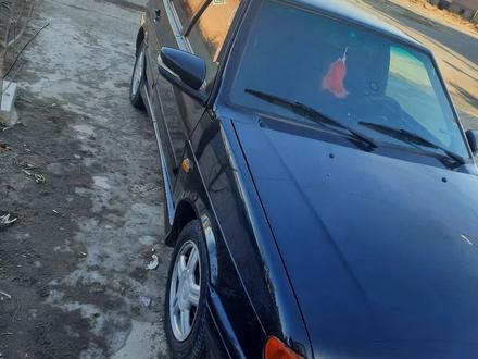 ВАЗ (Lada) 2114 (хэтчбек) 2013 года за 1 500 000 тг. в Кызылорда – фото 3