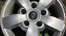 Диски Kia Sorento 1 R16 оригинал Киа Соренто 7J ET45 за 80 000 тг. в Уральск – фото 5