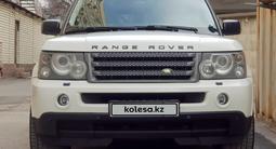 Land Rover Range Rover Sport 2007 года за 6 800 000 тг. в Алматы – фото 2