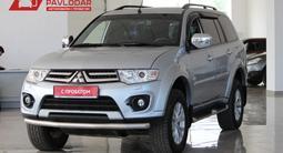 Mitsubishi Pajero Sport 2014 года за 9 550 000 тг. в Павлодар