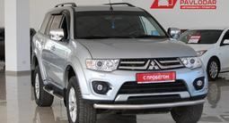 Mitsubishi Pajero Sport 2014 года за 9 550 000 тг. в Павлодар – фото 2