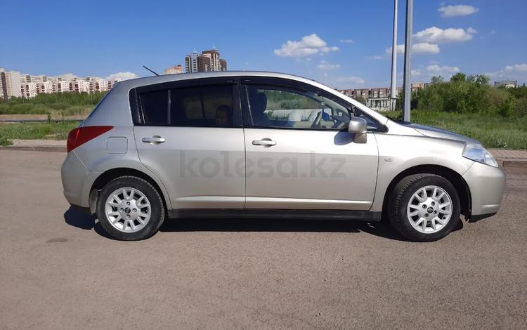 Nissan Tiida 2007 года за 3 000 000 тг. в Караганда