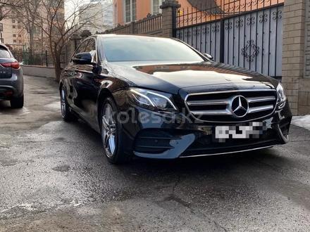 Mercedes-Benz E 220 2018 года за 16 500 000 тг. в Алматы