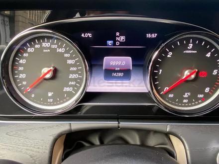 Mercedes-Benz E 220 2018 года за 16 500 000 тг. в Алматы – фото 10