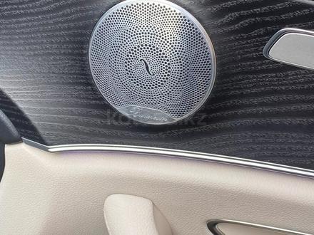 Mercedes-Benz E 220 2018 года за 16 500 000 тг. в Алматы – фото 11