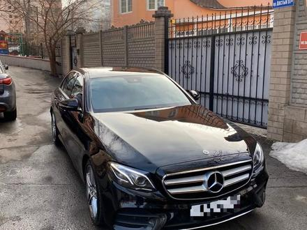 Mercedes-Benz E 220 2018 года за 16 500 000 тг. в Алматы – фото 2