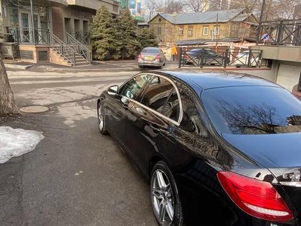 Mercedes-Benz E 220 2018 года за 16 500 000 тг. в Алматы – фото 5