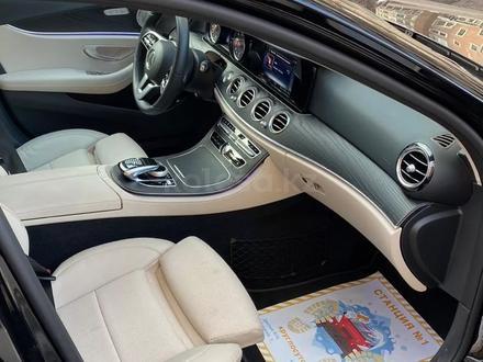 Mercedes-Benz E 220 2018 года за 16 500 000 тг. в Алматы – фото 7