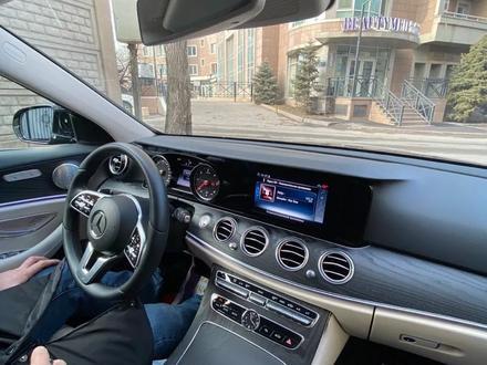 Mercedes-Benz E 220 2018 года за 16 500 000 тг. в Алматы – фото 8
