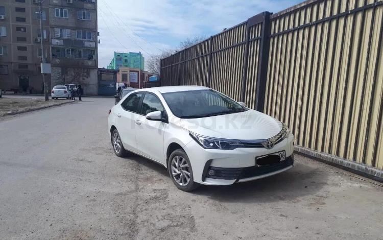 Toyota Corolla 2017 года за 7 850 000 тг. в Атырау