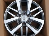Диски Тойота Прадо 120 Hilux 2020 за 140 000 тг. в Алматы